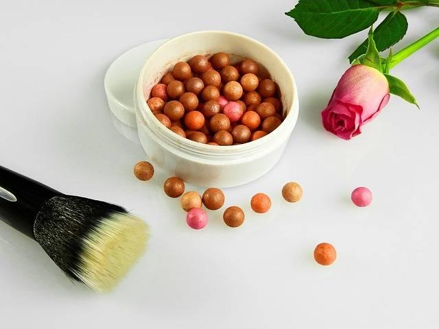 Cosmetics Make Up Schmink Brush - Free photo on Pixabay (172255)