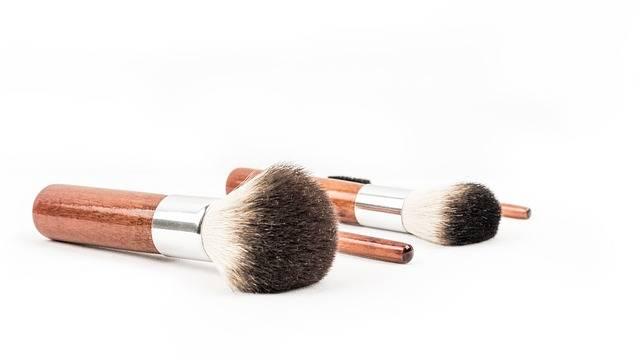 Makeup Brush Cosmetics - Free photo on Pixabay (172259)