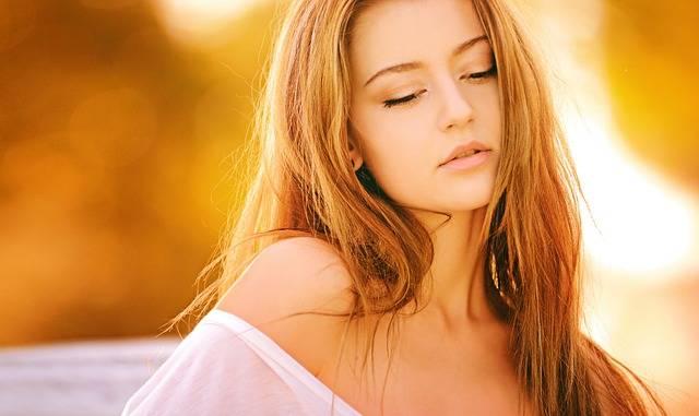 Woman Blond Portrait - Free photo on Pixabay (172684)