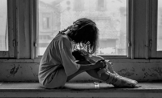 Woman Solitude Sadness - Free photo on Pixabay (172686)