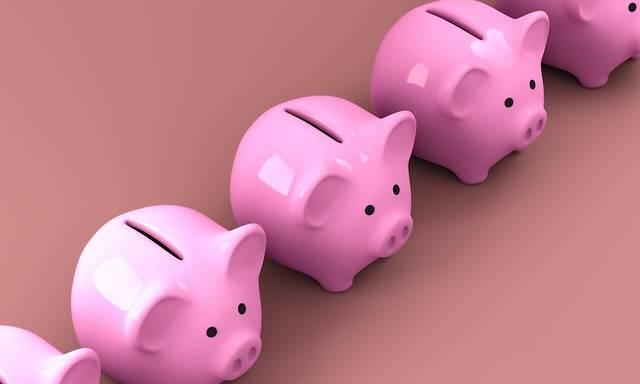 Piggy Bank Money - Free image on Pixabay (176219)