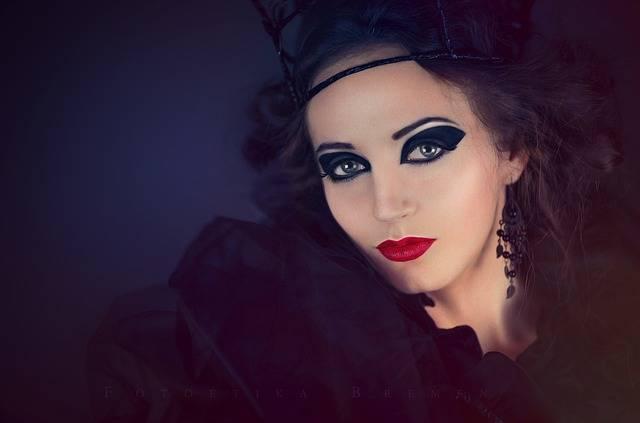Woman Makeup Portrait - Free photo on Pixabay (176529)