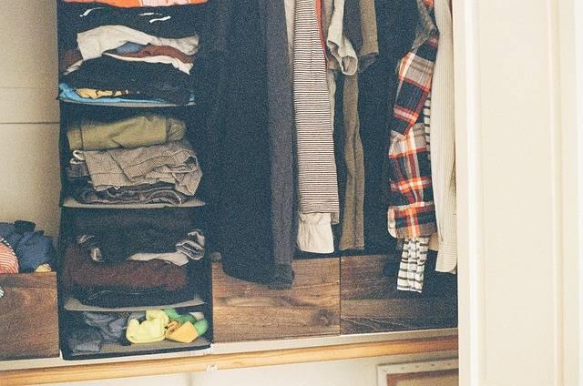 Closet Clothes Shirts - Free photo on Pixabay (177471)