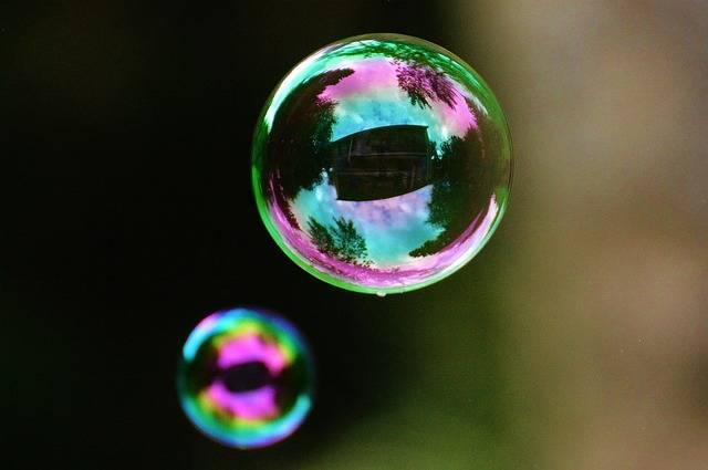 Soap Bubbles Colorful Balls Soapy - Free photo on Pixabay (178363)