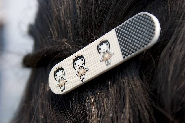 Hair Clip - Free photo on Pixabay (178484)