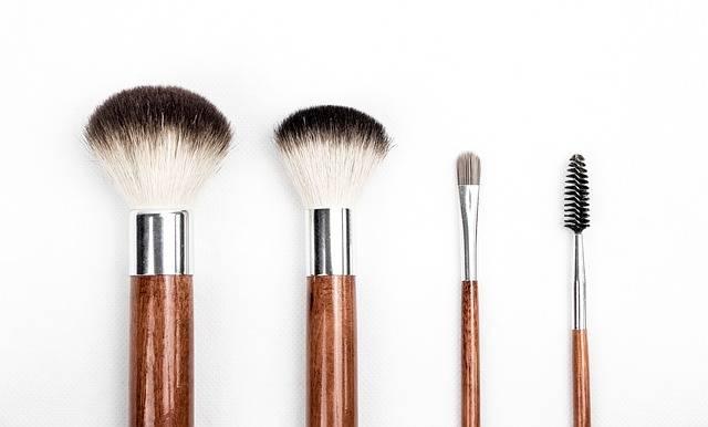 Brush Makeup Make - Free photo on Pixabay (181365)