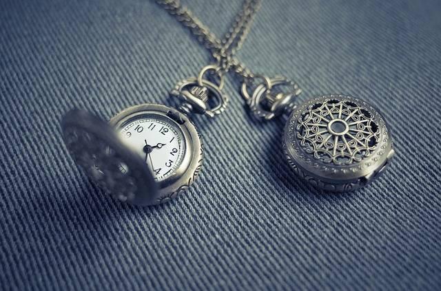 Pocket Watch Locket - Free photo on Pixabay (182168)