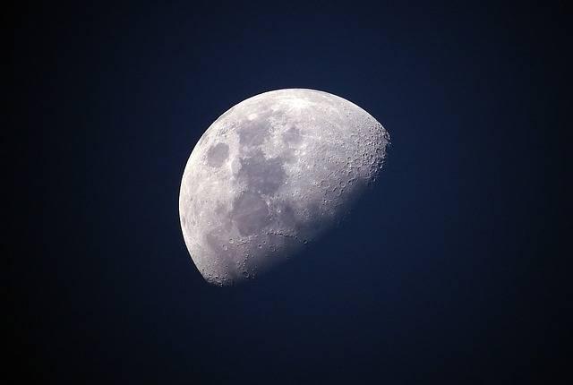 Moon Sky Luna - Free photo on Pixabay (182169)