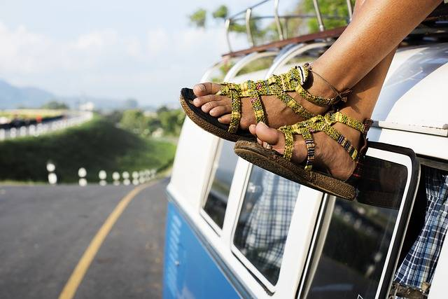 Car Feet Outdoors - Free photo on Pixabay (183442)