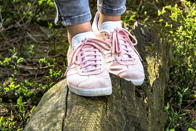 Shoes Girls Sneaker - Free photo on Pixabay (188264)