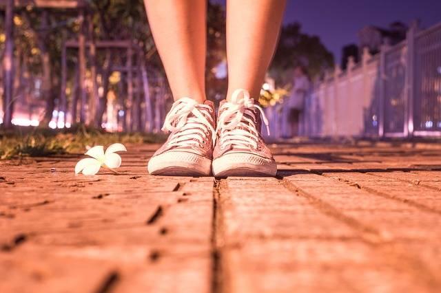 Alone Feet Shoes - Free photo on Pixabay (190670)