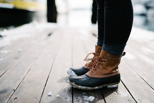 Snow Boots Winter - Free photo on Pixabay (190671)