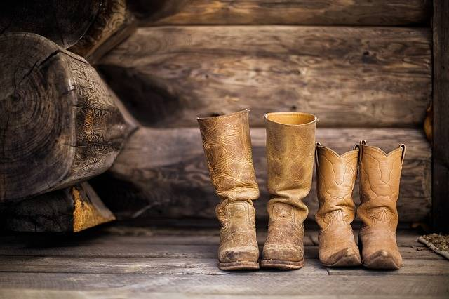 Boots Footwear Rustic - Free photo on Pixabay (190672)