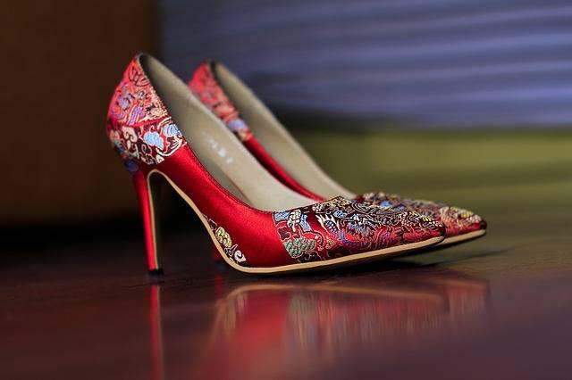 Fashion High Heels Shoes - Free photo on Pixabay (190675)