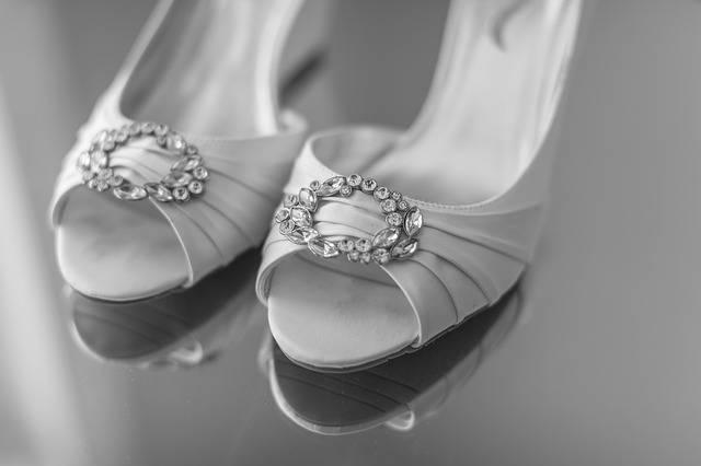 Shoes High Heels Wedding - Free photo on Pixabay (190694)