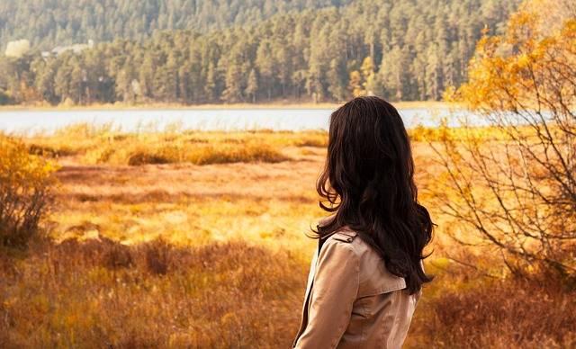 Woman Nature Landscape - Free photo on Pixabay (192280)