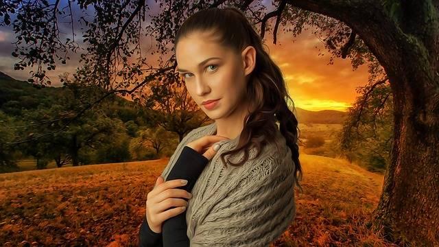 Fantasy Portrait Woman - Free photo on Pixabay (192283)