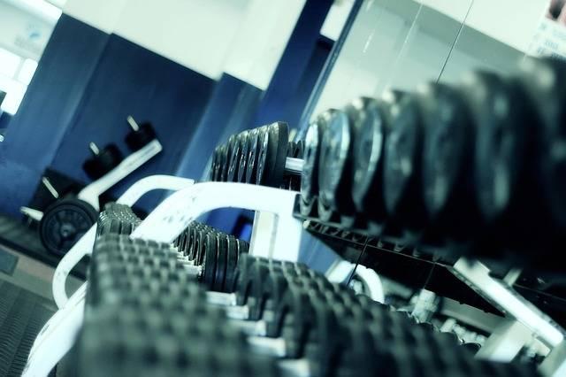 Weight Lifting Fitness Gym - Free photo on Pixabay (193422)