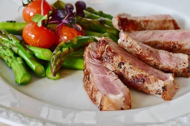 Asparagus Steak Veal - Free photo on Pixabay (209148)