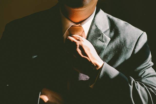 Tie Necktie Adjust - Free photo on Pixabay (209246)
