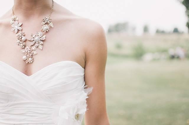 Wedding Bride Jewelry - Free photo on Pixabay (237514)