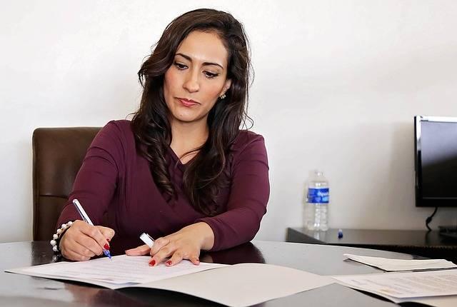 Woman Women Office - Free photo on Pixabay (237540)