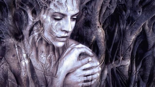 Composing Woman Fantasy - Free image on Pixabay (257064)