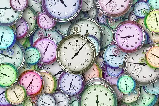Time Management Stopwatch - Free image on Pixabay (257068)