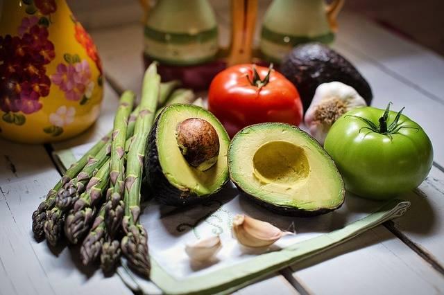 Vegetables Avocado Vegan - Free photo on Pixabay (257127)