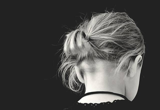 Girl Sad Desperate - Free photo on Pixabay (263193)