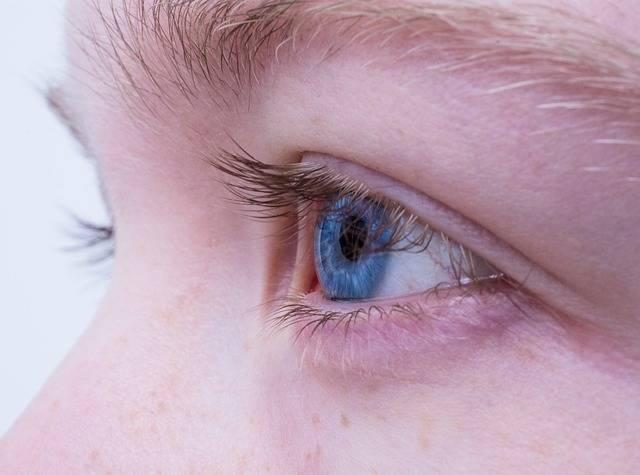 Eye Female Blue - Free photo on Pixabay (268134)