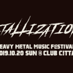 『METALLIZATION I』第1弾ラインナップ発表