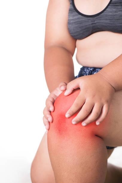 肥満が膝の痛みを引き起こす!肥満による膝の痛みの原因と対処法 - 【ケアクル】