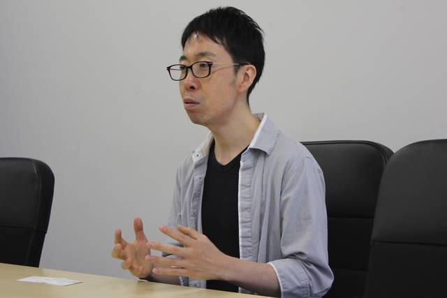 アーユス代表飯島彰忍氏
