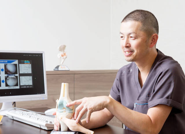 ・整形外科医 磐田 振一郎