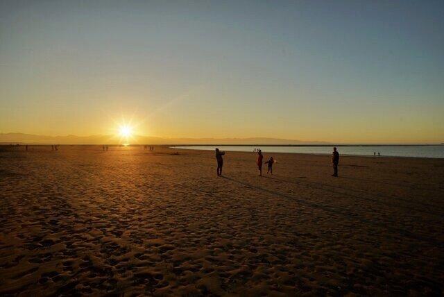 平野先生の院から徒歩5分で行けるネルソンのビーチ