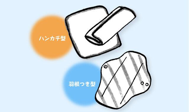 生理が早く終わる? 布ナプキンの「効果」と「使い方」