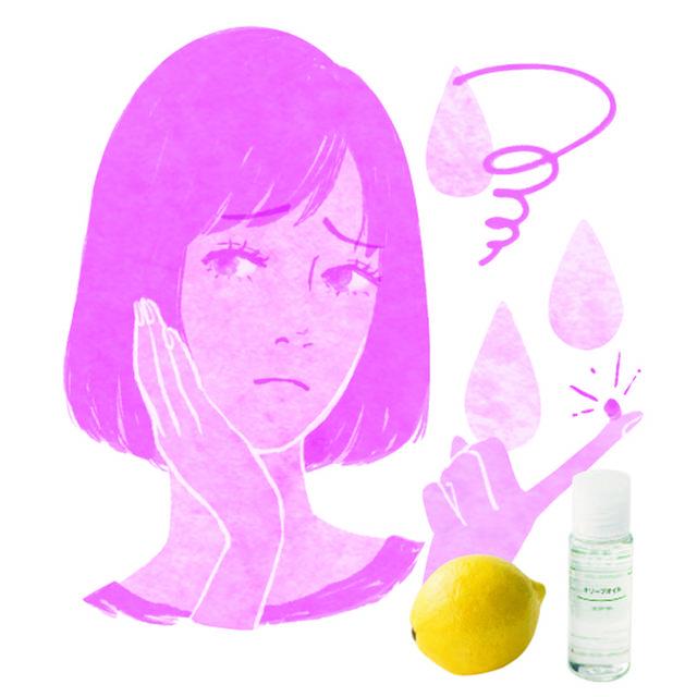 レモンオイル+レモン皮でイボが取れる!
