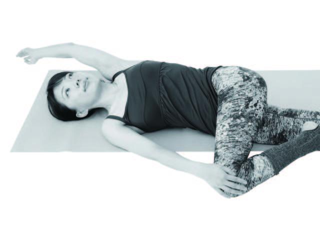 仁平美香さん監修!ゴロ寝で生理痛改善「月経血コントロールヨガ」