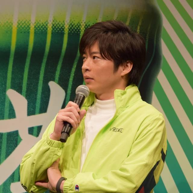 特茶リズム・アンバサダー田中圭さんらがおすすめの健康法を披露