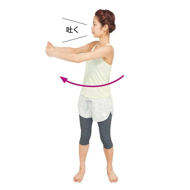 お腹太りに10日でアプローチ!「ぞうきん絞り」&「イス腹筋」