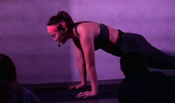美乳をサポートするスポーツインナー「m-fit sports active」を体験!