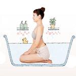 「90秒正座入浴」で、ポカポカ温まって楽ヤセ♪  不眠・腰痛改善にも!