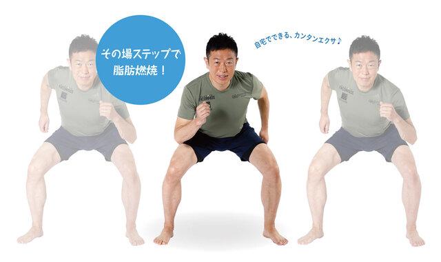 脂肪燃焼に効果的!自宅でできる「ステップ運動」のすすめ