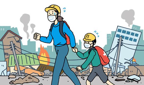 コロナ禍で地震が発生したらどうなる?今できる「もしも」の備え