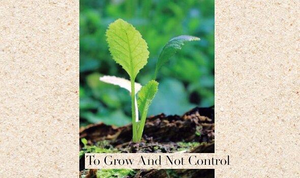 人も植物も、本来持つ可能性を尊重して育てよう