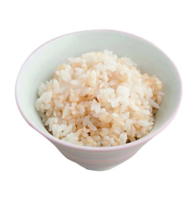 発芽玄米・トマト