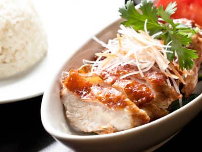 Mr.chicken シンガポールチキンライス (ホワ...