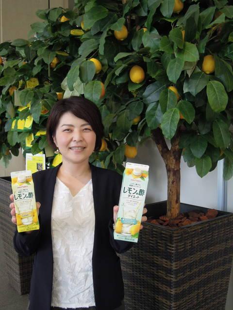 連載「からだにいい仕事人」Vol.3「レモン果汁を発酵させて作ったレモンの酢」が若い世代に受け入れられたワケ