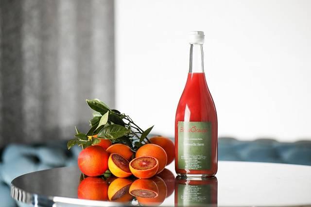 ブラッドオレンジジュース「モロ」